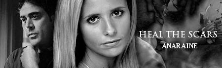 Heal the Scars: a John/Buffy story